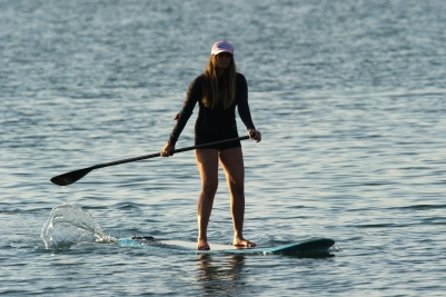 Stand Up Paddle in Berlin Spandau