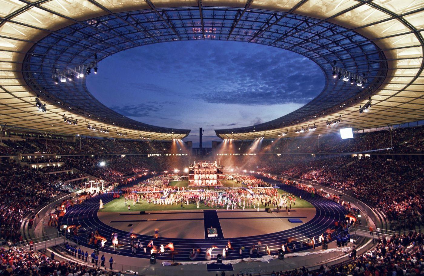 Olympiastadion Berlin 2017