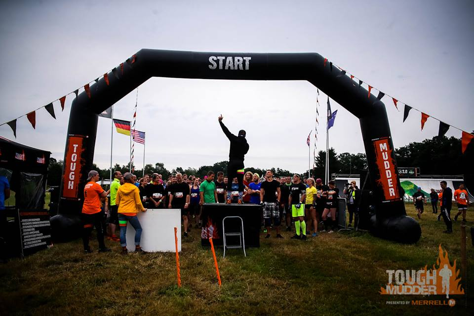 Tough Mudder Berlin Brandenburg startet auch 2017